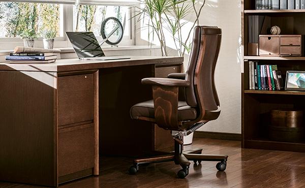 <span>SOHO</span>快適なホームオフィス・スモールオフィスのご提案。素敵な空間をさまざまにご紹介しています。